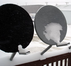 Dish Hoodie Dish Cover